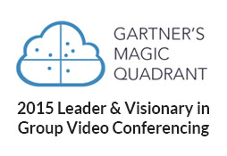Vidyo Award Gartner Magic Quadrant